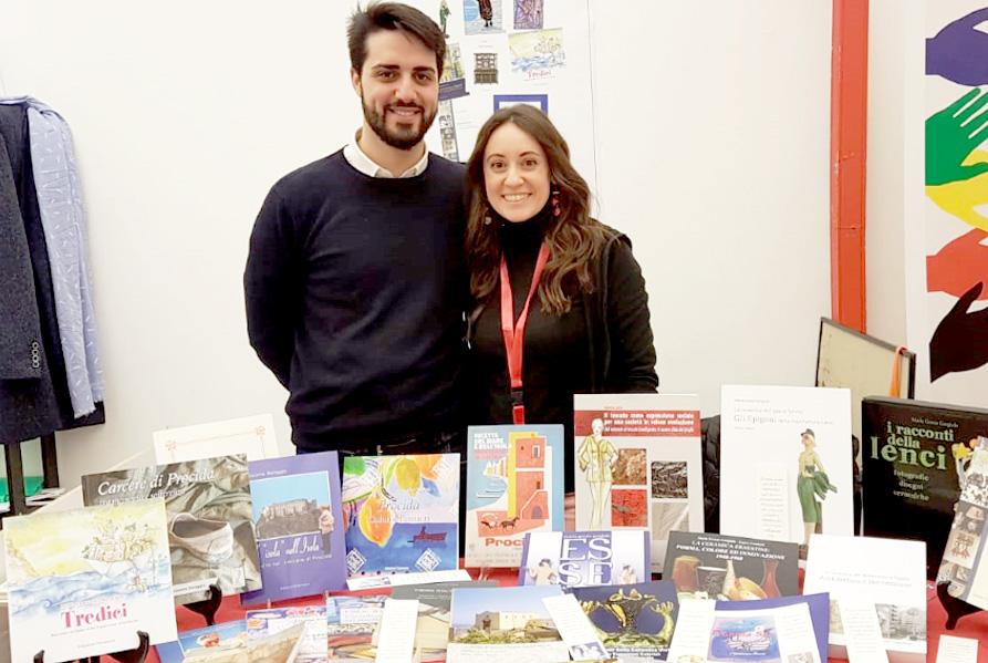 Partecipazione a Napoli Città Libro – Salone del libro e dell'editoria II° edizione