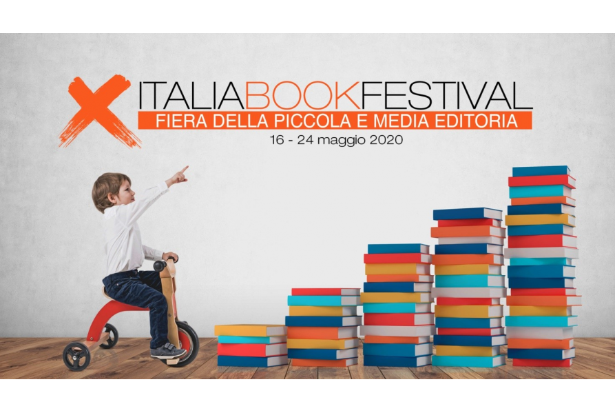 Italia Book Festival: Fiera virtuale della piccola e media editoria
